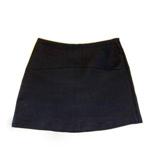 Black Mini skirt (Zara)
